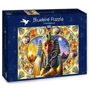 "Bluebird Puzzle (70175) - Andrew Farley: ""Tutankhamun"" - 1000 pieces puzzle"