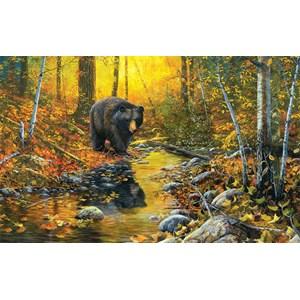 """SunsOut (67364) - Jim Hansel: """"Last Days of Autumn"""" - 550 pieces puzzle"""