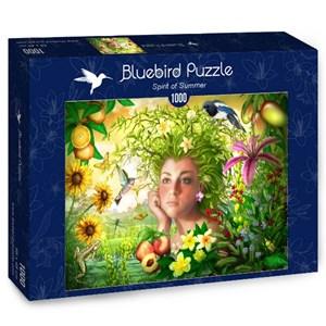 "Bluebird Puzzle (70179) - Ciro Marchetti: ""Spirit of Summer"" - 1000 pieces puzzle"