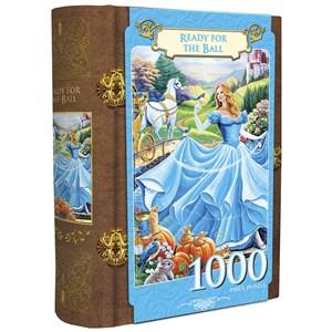 """MasterPieces (71830) - """"Cinderella"""" - 1000 pieces puzzle"""