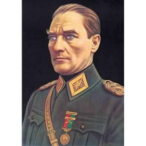 "KS Games (11083) - ""Atatürk"" - 500 pieces puzzle"