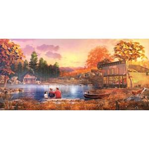 """SunsOut (52050) - Joel Christopher Payne: """"Generations"""" - 1000 pieces puzzle"""