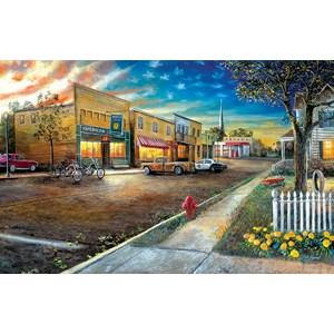 """SunsOut (67357) - Jim Hansel: """"Home of the Brave"""" - 1000 pieces puzzle"""