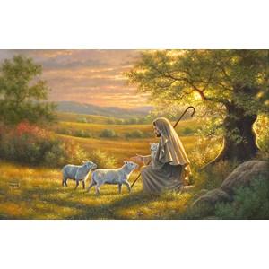 """SunsOut (69702) - Abraham Hunter: """"Come to Him"""" - 500 pieces puzzle"""