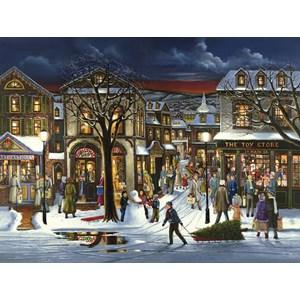 """Cobble Hill (52053) - H. Hargrove: """"Tis the Season"""" - 500 pieces puzzle"""