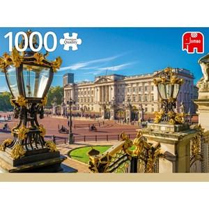 """Jumbo (18838) - """"Buckingham Palace, London"""" - 1000 pieces puzzle"""