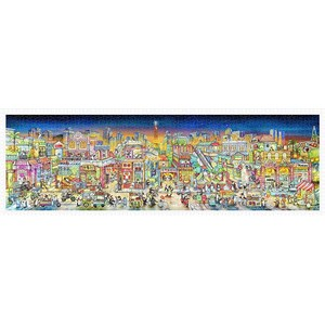 "Pintoo (h2024) - Tom Parker: ""Taipei City"" - 2000 pieces puzzle"