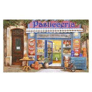 "Pintoo (h1998) - Guido Borelli: ""Pastry Shop"" - 1000 pieces puzzle"