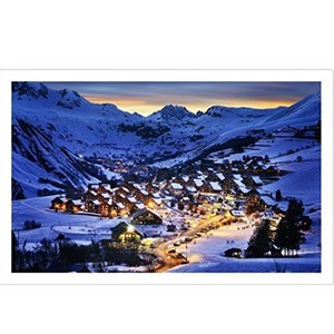 """Pintoo (h1797) - """"French Alps"""" - 1000 pieces puzzle"""