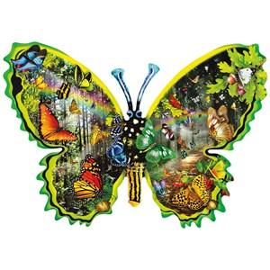 """SunsOut (97035) - Lori Schory: """"Butterfly Migration"""" - 1000 pieces puzzle"""