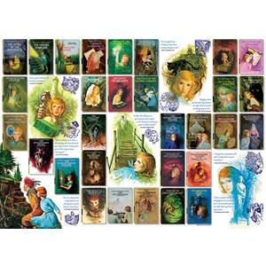 """Cobble Hill (85045) - """"Nancy Drew Mysteries"""" - 500 pieces puzzle"""