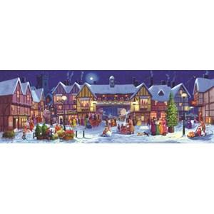 """SunsOut (60768) - """"Christmas"""" - 500 pieces puzzle"""