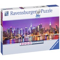 "Ravensburger (15078) - ""Manhattan Lights"" - 1000 pieces puzzle"