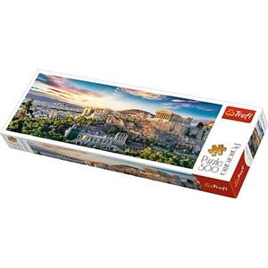 "Trefl (29503) - ""Acropolis, Athens"" - 500 pieces puzzle"