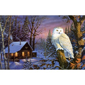 """SunsOut (71230) - Terry Doughty: """"Night Watch"""" - 1000 pieces puzzle"""
