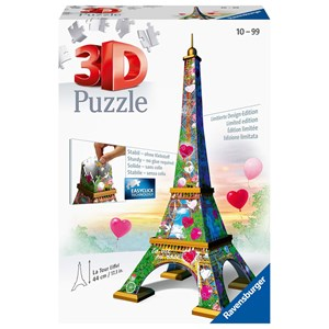 """Ravensburger (11183) - """"Eiffel Tower"""" - 216 pieces puzzle"""