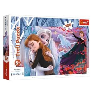 "Trefl (16399) - ""Frozen II"" - 100 pieces puzzle"