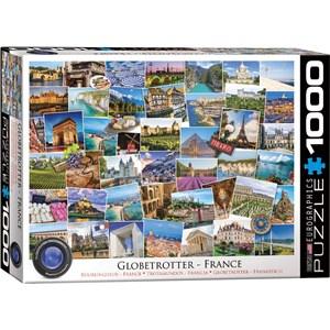"Eurographics (6000-5466) - ""France"" - 1000 pieces puzzle"