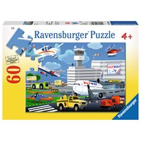 "Ravensburger (09620) - ""Fly Away"" - 60 pieces puzzle"