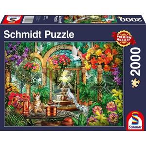 """Schmidt Spiele (58962) - """"Atrium"""" - 2000 pieces puzzle"""
