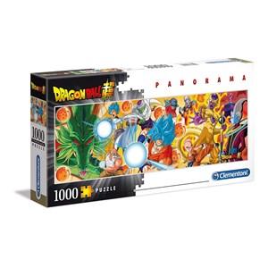 "Clementoni (39486) - ""Dragon Ball"" - 1000 pieces puzzle"