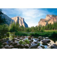 "Ravensburger (19206) - ""Yosemite Valley"" - 1000 pieces puzzle"