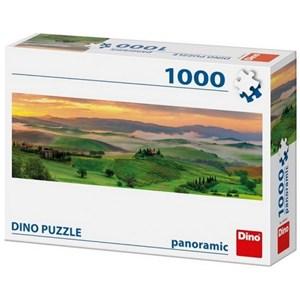 "Dino (54540) - ""Sunset"" - 1000 pieces puzzle"