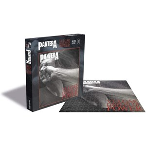 "Zee Puzzle (24653) - ""Pantera, Vulgar Display of Power"" - 500 pieces puzzle"