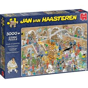 """Jumbo (20031) - Jan van Haasteren: """"Gallery of Curiosities"""" - 3000 pieces puzzle"""