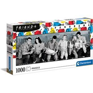 """Clementoni (39588) - """"Friends"""" - 1000 pieces puzzle"""