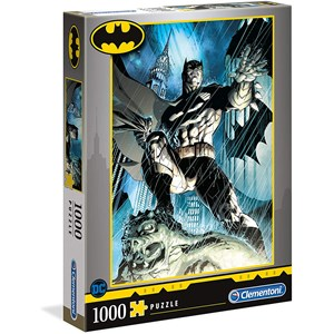 """Clementoni (39576) - """"Batman"""" - 1000 pieces puzzle"""