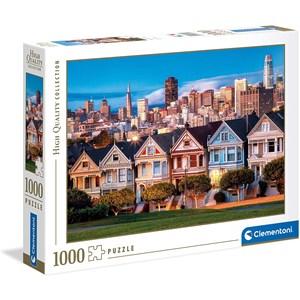 """Clementoni (39605) - """"Painted Ladies"""" - 1000 pieces puzzle"""