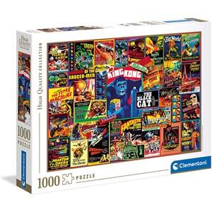 """Clementoni (39602) - """"Thriller Classics"""" - 1000 pieces puzzle"""