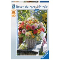 "Ravensburger (14343) - ""Beautiful Flowers"" - 500 pieces puzzle"