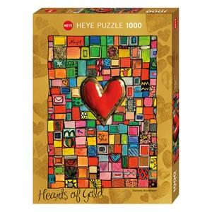 "Heye (29709) - Stefanie Steinmayer: ""For You!"" - 1000 pieces puzzle"