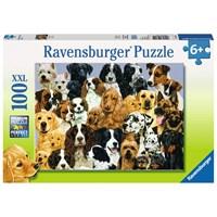 "Ravensburger (10745) - ""Mother's Pride"" - 100 pieces puzzle"