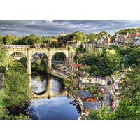 """Ravensburger (13564) - """"Over the River"""" - 300 pieces puzzle"""