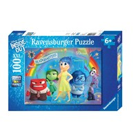 "Ravensburger (10592) - ""Mixed Emotions"" - 100 pieces puzzle"