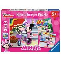 "Ravensburger (09359) - ""Beautiful Minnie Mouse"" - 49 pieces puzzle"