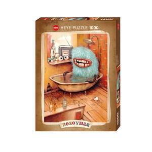 """Heye (29539) - Mateo Dineen: """"Bathtub"""" - 1000 pieces puzzle"""