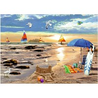 "Ravensburger (19527) - ""Ready for Summer"" - 1000 pieces puzzle"