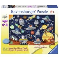 """Ravensburger (05352) - """"Space Aliens"""" - 24 pieces puzzle"""
