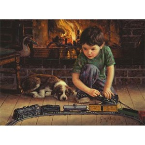 "Anatolian (PER3157) - Jim Daly: ""Engineer"" - 1000 pieces puzzle"