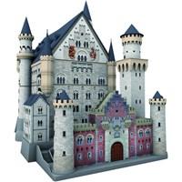 "Ravensburger (12573) - ""Neuschwanstein Castle"" - 216 pieces puzzle"