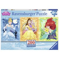 "Ravensburger (12825) - ""Beautiful Disney Princesses"" - 200 pieces puzzle"