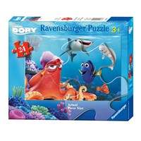 """Ravensburger (05283) - """"Finding Dory"""" - 24 pieces puzzle"""