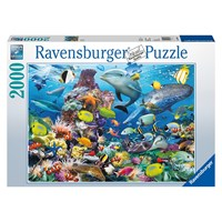 "Ravensburger (16682) - Howard Robinson: ""Underwater"" - 2000 pieces puzzle"