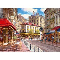 "Ravensburger (14116) - ""Quaint Shops"" - 500 pieces puzzle"