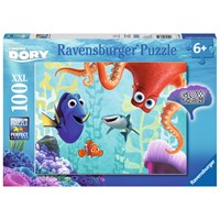"Ravensburger (13675) - ""Finding Dory"" - 100 pieces puzzle"