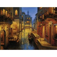 """Ravensburger (16308) - """"Waters of Venice"""" - 1500 pieces puzzle"""